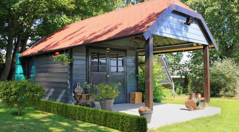 Een tuinhuis, veel meer dan zomaar een hokje in de tuin
